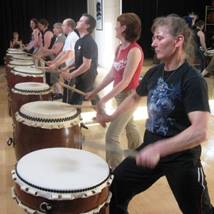 Picture of Taiko Course