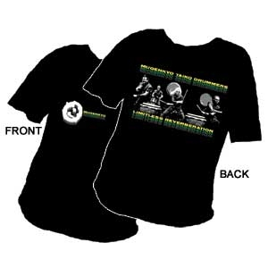 "Picture of Mugenkyo T-shirt - ""limited edition"""